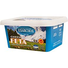 Τυρί ΕΞΑΡΧΟΣ φέτα (400g)