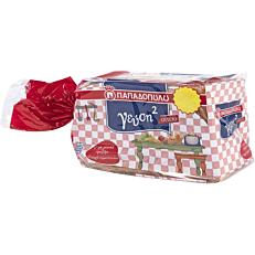 Ψωμί ΠΑΠΑΔΟΠΟΥΛΟΥ για τοστ γεύση2 σίτου (350g)