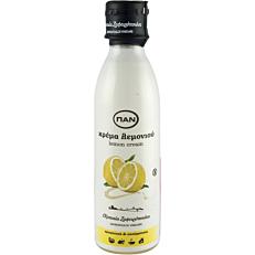 Ξύδι ΠΑΝ βαλσάμικο κρέμα λεμονιού (250ml)
