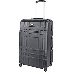 Βαλίτσα τρόλεϋ μαύρη 68cm