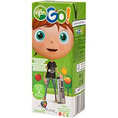 Φυσικός χυμός ΗΒΗ Go! green (250ml)