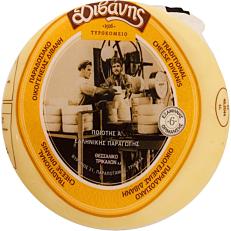 Τυρί ΔΙΒΑΝΗΣ ημίσκληρο (~1kg)