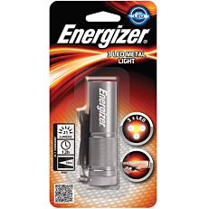 Φακός ENERGIZER 3LED μεταλλικός