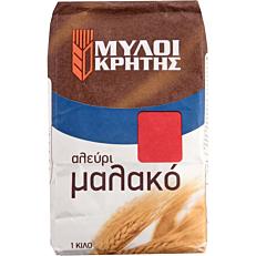Αλεύρι ΜΥΛΟΙ ΚΡΗΤΗΣ μαλακό (1kg)