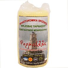 Τυρί EUROFOOD φορμαέλλα ΠΟΠ Αράχωβας (~500g)