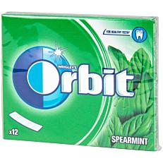 Τσίχλες ORBIT δυόσμος (31g)