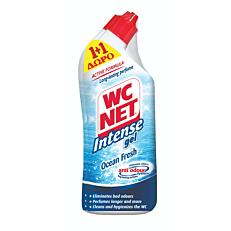 Απολυμαντικό λεκάνης WC lime fresh (2x750ml)