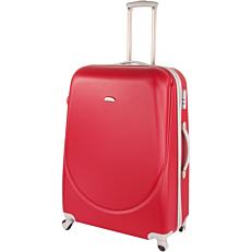 Βαλίτσα τρόλεϋ κόκκινη 71cm