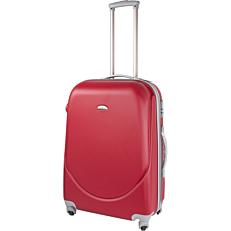 Βαλίτσα τρόλεϋ κόκκινη 61cm