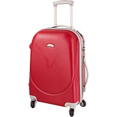 Βαλίτσα τρόλεϋ κόκκινη 50cm
