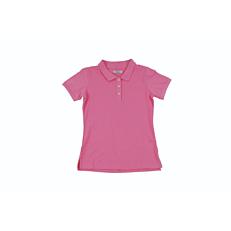 Μπλούζα ZEDEM γυναικεία πόλο κοντομάνικη ροζ