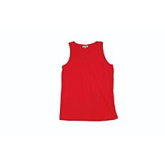 T-Shirt ZEDEM ανδρικό με τιράντα, κόκκινο
