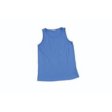 T-Shirt ZEDEM ανδρικό με τιράντα, γαλάζιο
