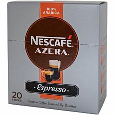 Καφές NESCAFÉ AZERA espresso sticks (20x2,5)