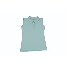 Μπλούζα ZEDEM γυναικεία πόλο αμάνικη πράσινη