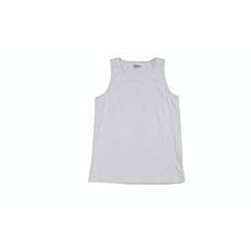 T-Shirt ZEDEM ανδρικό με τιράντα, λευκό