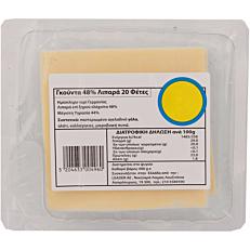 Τυρί LEADER gouda σε φέτες (400g)