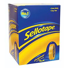 Κολλητική ταινία Sellotape 18x33 (8τεμ.)