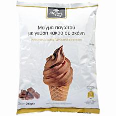 Μείγμα MASTER CHEF παγωτό κακάο (2kg)