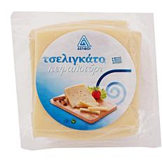 Τυρί ΔΕΛΦΟΙ Τσελιγκάτο σκληρό 45% λιπαρά (90g)
