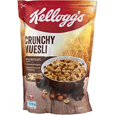 Δημητριακά KELLOGG'S Crunchy Muesli σοκολάτας (600g)