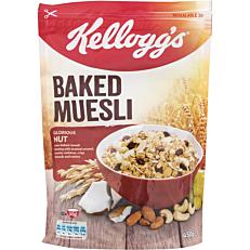 Δημητριακά KELLOGG'S Crunchy Muesli Nuts(450g)