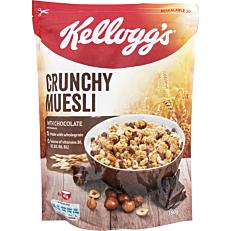 Δημητριακά KELLOGG'S Crunchy Muesli σοκολάτας (380g)
