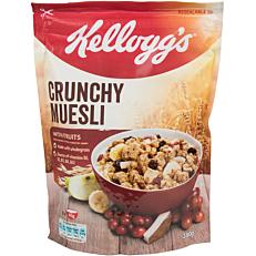 Δημητριακά KELLOGG'S Crunchy Muesli φρούτων (380g)