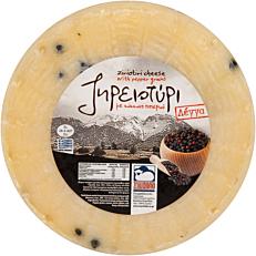 Τυρί LEGGAS ζηρειοτύρι με πιπέρι (~1kg)