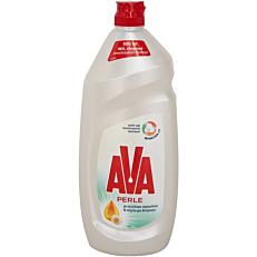 Απορρυπαντικό πιάτων AVA PERLE χαμομήλι και σύμπλεγμα βιταμινών, υγρό (900ml)