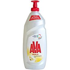 Απορρυπαντικό πιάτων AVA PERLE χαμομήλι και λεμόνι αντλία, υγρό (650ml)