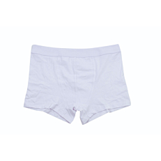 Boxer YASSOU BODY ανδρικό άσπρο M (5τεμ.)