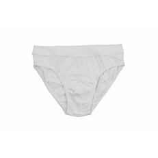 Slip YASSOU BODY ανδρικό άσπρο XL (5τεμ.)