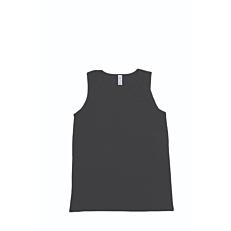 Φανέλα YASSOU BODY ανδρική μαύρο XL (2τεμ.)