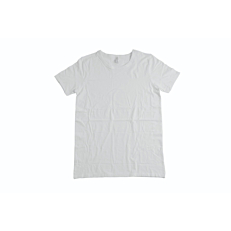 T-Shirt YASSOU BODY ανδρικό άσπρο XXL (2τεμ.)