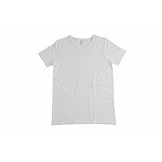 T-Shirt YASSOU BODY ανδρικό άσπρο L (2τεμ.)