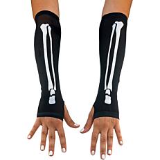 Γάντια μισά σκελετός 33cm