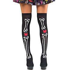 Κάλτσες με κόκκαλα one size 70den