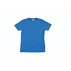 T-Shirt ZEDEM ανδρικό κοντομάνικο βαμβακερό ανοιχτό μπλε (M-2XL)