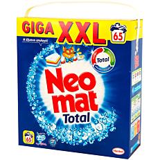 Απορρυπαντικό NEOMAT πλυντηρίου ρούχων, σε σκόνη (65μεζ.)
