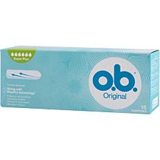Ταμπόν O.B. Original Super Plus