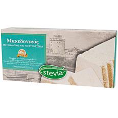 Χαλβάς ΑΦΟΙ ΧΑΪΤΟΓΛΟΥ Μακεδονικός με στέβια (200g)