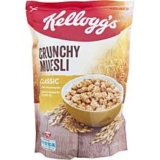Δημητριακά KELLOGG'S Crunchy Muesli κλασικά (600g)