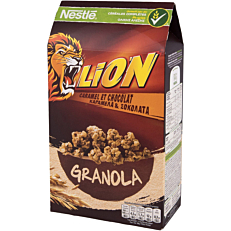 Δημητριακά NESTLE Lion Granola (420g)