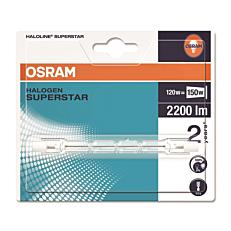 Λάμπα OSRAM ιωδίνης αλογόνου μακριά 160W R7S