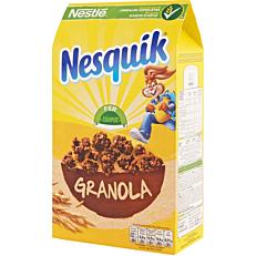 Δημητριακά NESTLE Nesquik Granola (410g)