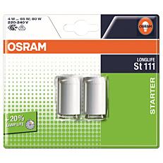 Starter OSRAM 111 4-80W μονή x2