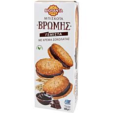 Μπισκότα ΒΙΟΛΑΝΤΑ γεμιστά με σοκολάτα (180g)