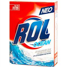 Απορρυπαντικό ROL ocean για πλύσιμο στο χέρι, σε σκόνη (380g)