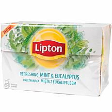 Αφέψημα LIPTON μέντα και ευκάλυπτο (20x1,3g)